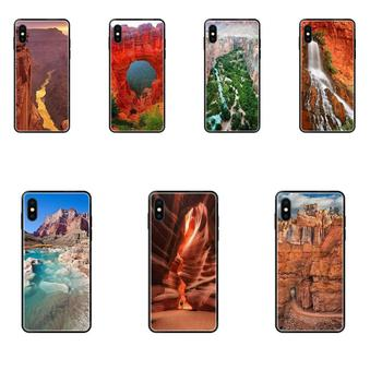 For Samsung Galaxy S20 S10e S10 S9 S8 S7 S6 S5 edge Lite Plus Ultra TPU Art Online Cover Case Grand Canyon National Park image