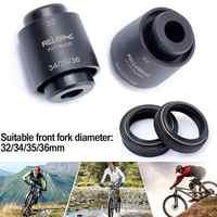Aireds-herramienta Rockshox para instalación de sello de polvo de horquilla delantera de bicicleta, Kit de tubería de 32/34/35/36/mm de diámetro para Fox C5E4