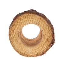 Hamster Tunnel Natural Wood Chew Toys Small Pets Squirrel Chinchilla P9YB