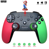 WUIYBN Gamepad Bluetooth NS Pro Controller Wireless Joystick With NFC For Nintendo Switch Game Machine And PC
