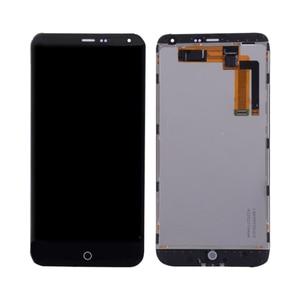 """Image 5 - 5.5 """"tela para meizu m1 nota lcd assembléia digitador da tela de toque para meizu note1 display com substituição do quadro m463u m463m m463"""