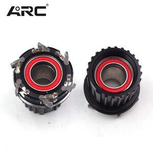ARC MS BOOST hub Taki DEORE XT Disc 12 speed 32H bearing MTB Bike hub Taki 148*12MM MICRO SPLINE REAR BIKE Hub body 12S