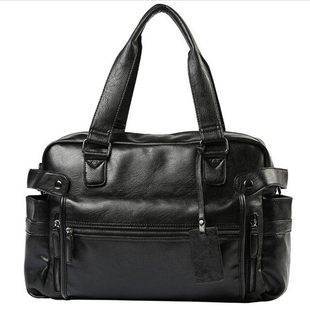 2020 الرجال حقائب الكتف حقيبة يد كروس الرجال الجلود حقائب كتف حقيبة السفر البريطانية ريترو ستايل كبير crossbody حقيبة السفر