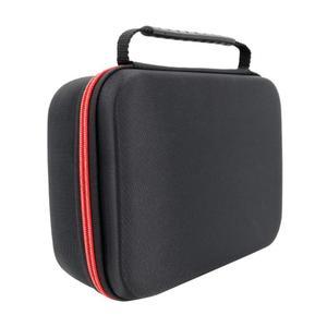 Image 2 - Draagbare Draagtas Beschermende Nylon Pu Opbergtas Handheld Gimbal Opbergdoos Voor Dji Osmo Mobiele 3 Accessoires