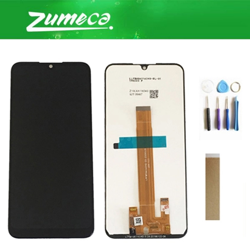 Original For BQ Mobile BQ-6040L Magic BQ6040L For Wiko View 3 Lite LCD Display Screen Touch Sensor Digitizer With Tape Tools(China)