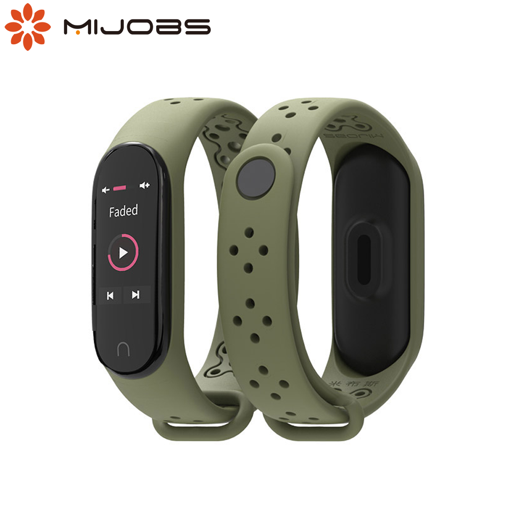 NFC Global Version Mi Band 5 Strap Bracelet for Xiaomi Mi Band 4 Strap Sport Smart Mi Band 3 Strap Wristband Correa MiBand 3 4