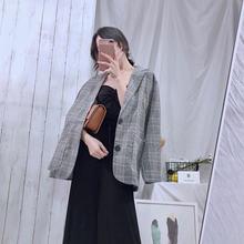 Женский однобортный офисный Блейзер осенняя куртка новинка 2020
