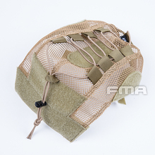 fma Special Fast Head Helmet Tactical Cloth Camouflage Fabric Mask Tb1310