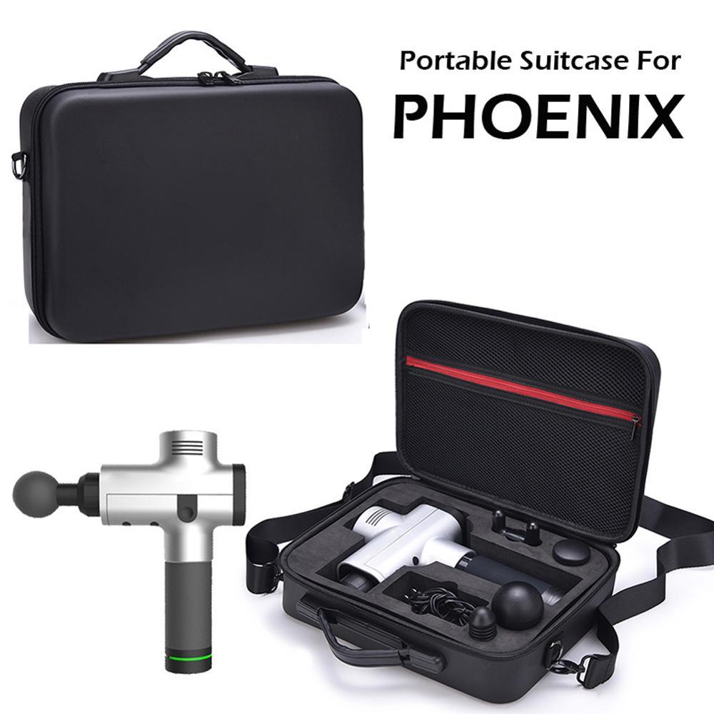 Handheld Massager Storage Bag Multifunction Portable Carry Case Storage Bag For Phoenix Massager
