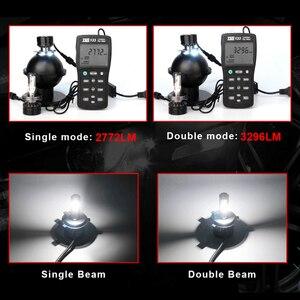 Image 4 - أوسرام H1 LED H7 H4 H11 الضباب الخفيف 9006 9005 HB4 HB3 6000K سيارة ضوء 9012 HIR2 12 فولت Led السيارات المصابيح الأمامية الموفرة للطاقة لمبة