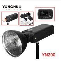YONGNUO YN200 פלאש אור TTL HSS 2.4G 200W LithiumBattery עם USB סוג C תואם YN560-TX (השני) /YN560-TX פרו/YN862 עבור Canon