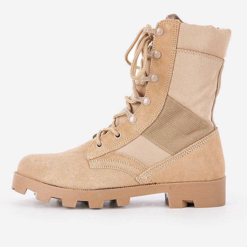 Manufacturers Direct Selling Delta Desert Boots Outdoor Hight-top Desert Boots Side Zipper 511 Combat Boots 07 Combat Boots