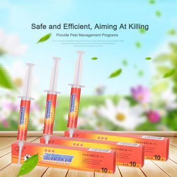 10g Cockroach Bait Glue Drug Poison Elimination Pest Product Effective Quickly For Garden Bathroom Kitchen Outdoor Deworming image