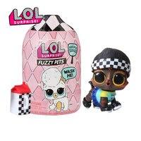L.O.L.SURPRISE! demolition ball 5 generations fur pet ball odd fun egg blind box girl toy dolls for girls doll lol girl games