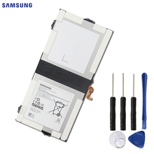 SAMSUNG Original Replacement Battery EB-BW700ABE For Samsung GALAXY TabPro S SM-W708 SM-W700N Tab Pro S 5200mAh Tablet Battery samsung original replacement battery eb bw700abe for galaxy tabpro s sm w708 sm w700n tab pro s authentic tablet battery 5200mah