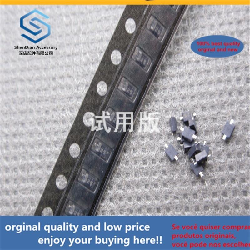 50pcs 100% Orginal New Best Quality DZS12B SOD323 12V SMD Zener Diode 0805 Volume