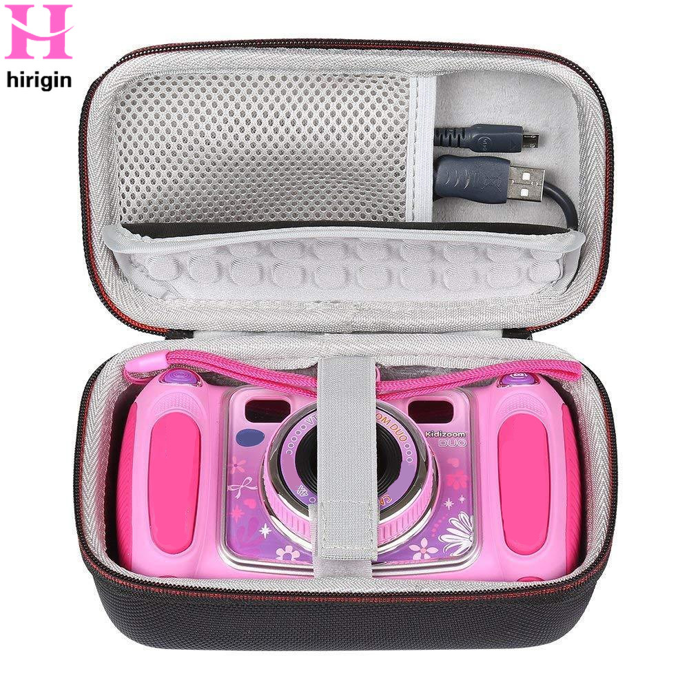 New VTech KidiZoom Hard EVA Storage Case Camera Bag Travel Protective Bag Camera Carry Case