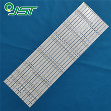 100% nova 12pcs/Kit LED tiras para HAIER TV 65UGX3500 65 65UG6550GA LVU650CSDN CRH-K65C8003030T12066BT-REV1.0 W