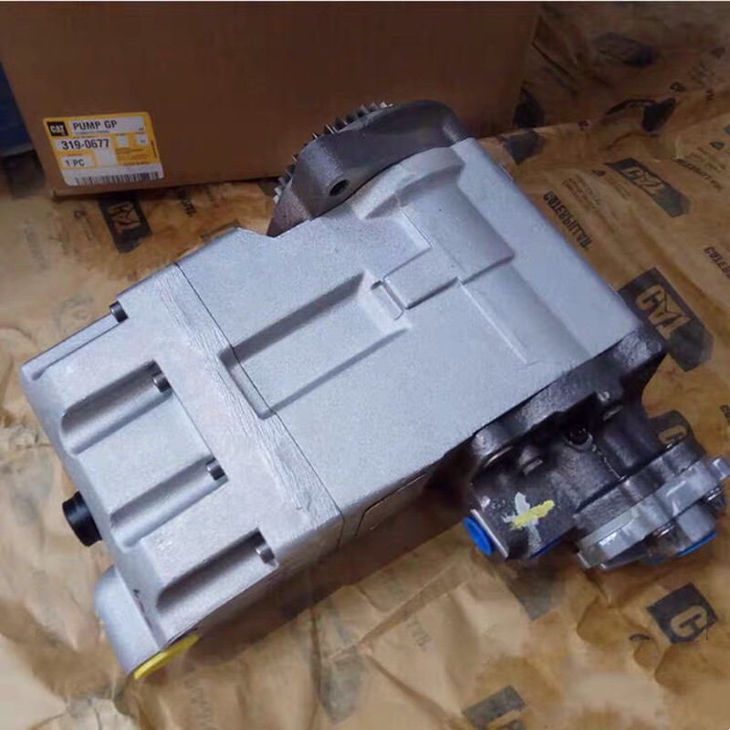 GENUINE ORIGINAL BRAND NEW 319 0677 C7 C9 oil actuating pump 319 0677 for CAT 324D 336D injector pump|Fuel Inject. Controls & Parts| |  - title=