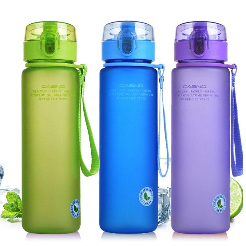 560ML/400ML BPA Free Water Bottle Plastic Drinkware Tour Outdoor Sport School Seal Gourde Climbing Water Bottles Drinking Kettle|Water Bottles|   - AliExpress