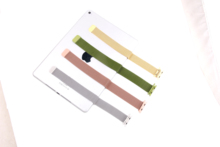 Band For Apple Watch 5 4 3 2 38MM 40MM 42MM 44MM Milanese Loop Bracelet Stainless Steel Bracelet strap for Iwatch accessories