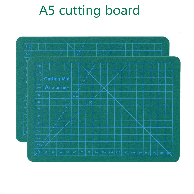 A5 Cutting Pad Self Healing Anvil Plate Splicing Cutting Pad Manual Cutting Tool DIY Self Healing Grid