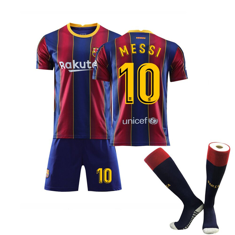 Camiseta de la temporada 20-21, el número de serie de la nueva camiseta del equipo de adultos y niños está impresa a medida
