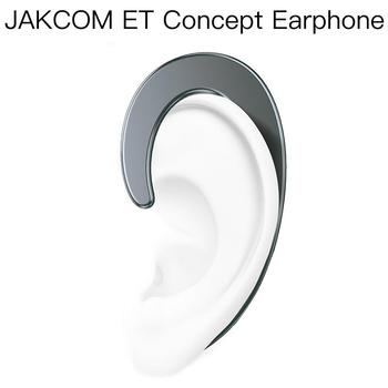 JAKCOM ET Non In Ear Concept Earphone New product as case funny i7s tws t5 colombia pizza pro 2 i12 image