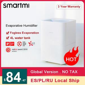SMARTMI Evaporative Humidifier Dampener-Aroma-Diffuser Mist-Maker Essential-Oil Home-Air