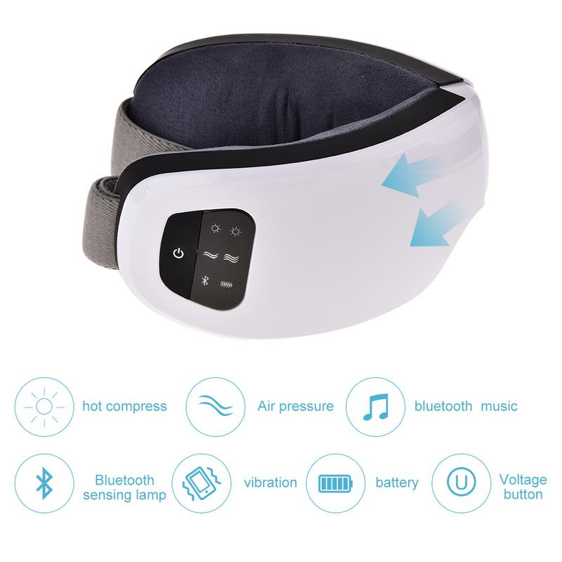 4S Fordable Eye Massager SPA Beleza Instrumento