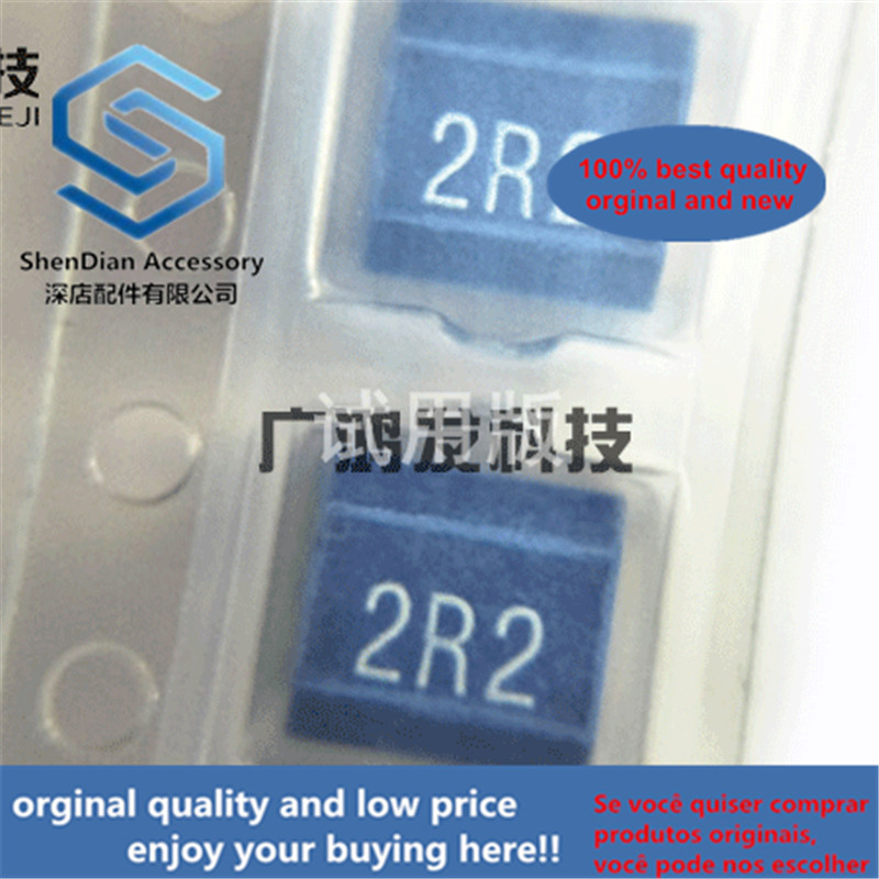 10pcs 100% Orginal New NLC565050T-2R2K-PF SMD Winding Inductor 2.2UH 10% 5650 2220 K File