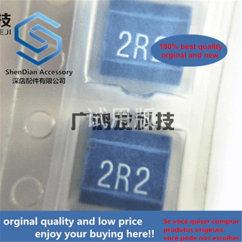 10pcs 100% Orginal New NLC565050T-2R2K-PF SMD Winding Inductor 2.2UH 10% 5650 2220 K File