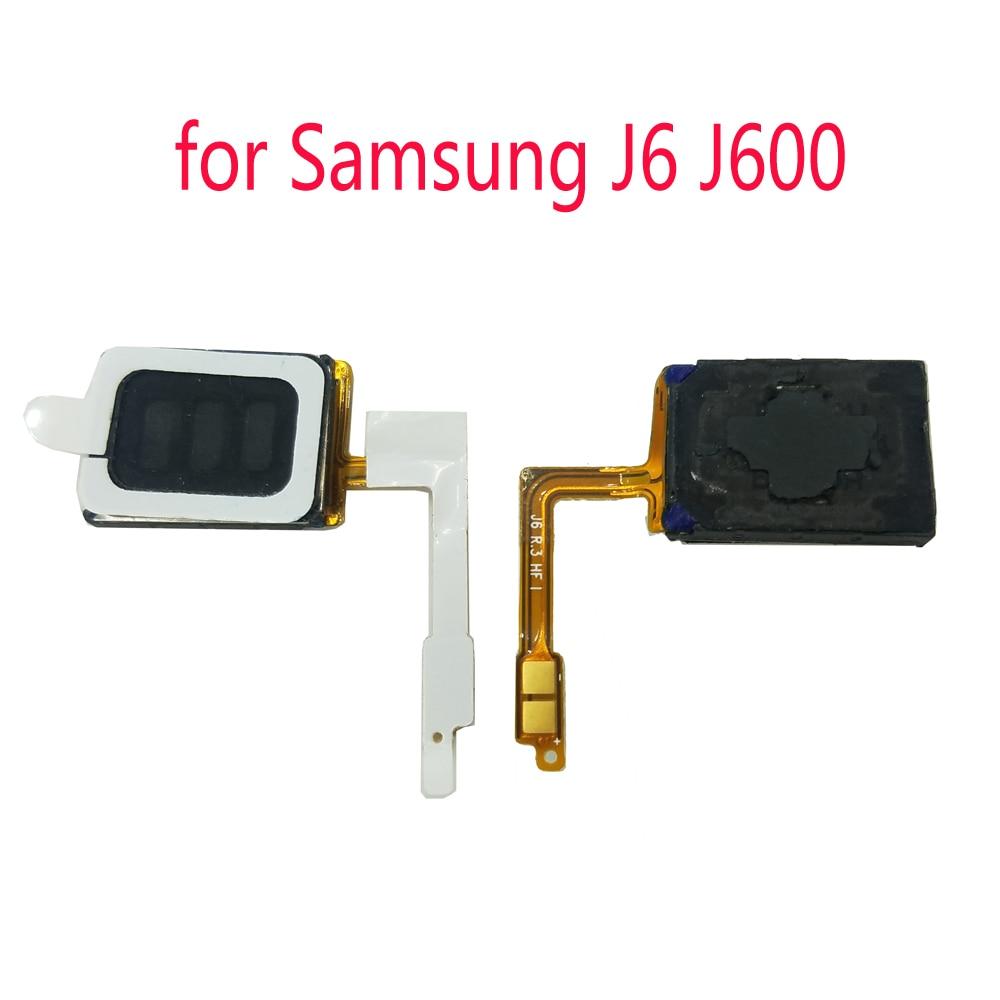 Phone Speaker For Samsung Galaxy J6 2018 J600F J600G J600FN J600 Original New Loud Buzzer Ringer Flex Cable Replacement