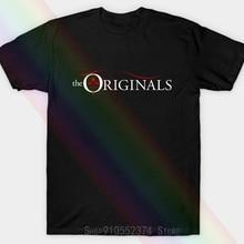 Men Unisex T-shirt Fashion The Originals Klaus Mikealson Elijah Mikaelson Funny Unisex T-shirt Women