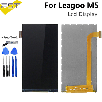 100% Tested For Leagoo M5 LCD Display Screen Repair Parts for Leagoo M5 LCD Mobilephone Digital Accessory With Tools image