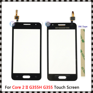 """Image 2 - 4.5"""" For Samsung Galaxy DUOS Core 2 II SM G355H G355H G355 G355M Touch Screen Digitizer Sensor Outer Glass Lens Panel"""