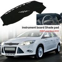 مع الصوت ورأى النسيج لوحة حصيرة غطاء للشمس لوحة القيادة غطاء وسادة غطاء للشمس ل السيارات الداخلية الظل سيارة ل اليسار هيلم