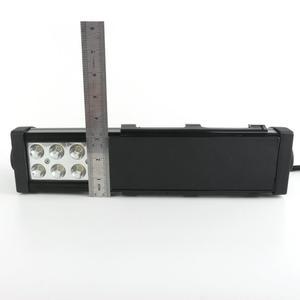 "Image 5 - 2pcs 6 ""אינץ/8"" led אור בר אבק הוכחת עדשת מכסה עבור 7/12/20/22/32/42/50/52 אינץ Offroad ישר מעוקל אור LED בר SUV"