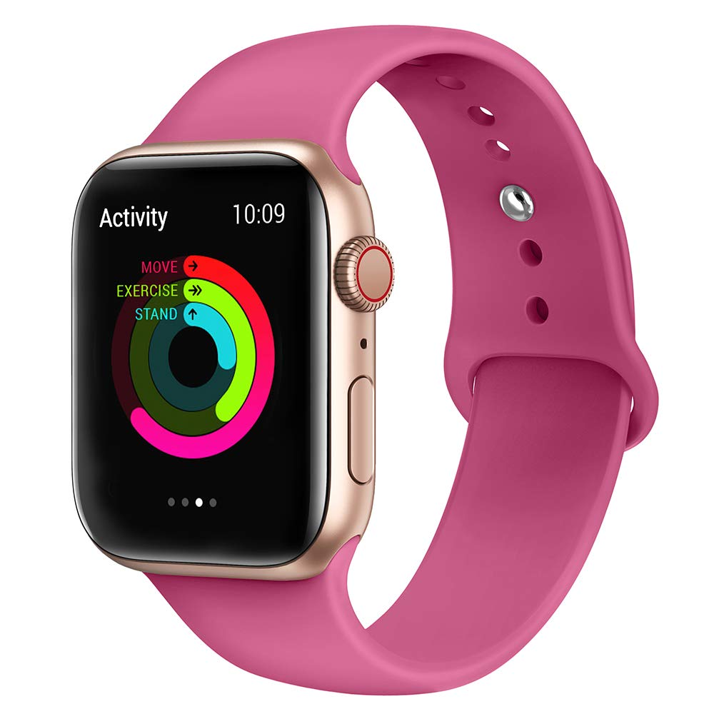 Silicone Rubber Band for Apple Watch 63