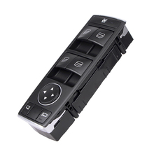 A2049055302 LHD Power Window Master Switch Button for Mercedes for Benz C230 C250 C300 C350 C63 E350 E550 E250 E63 2049055302