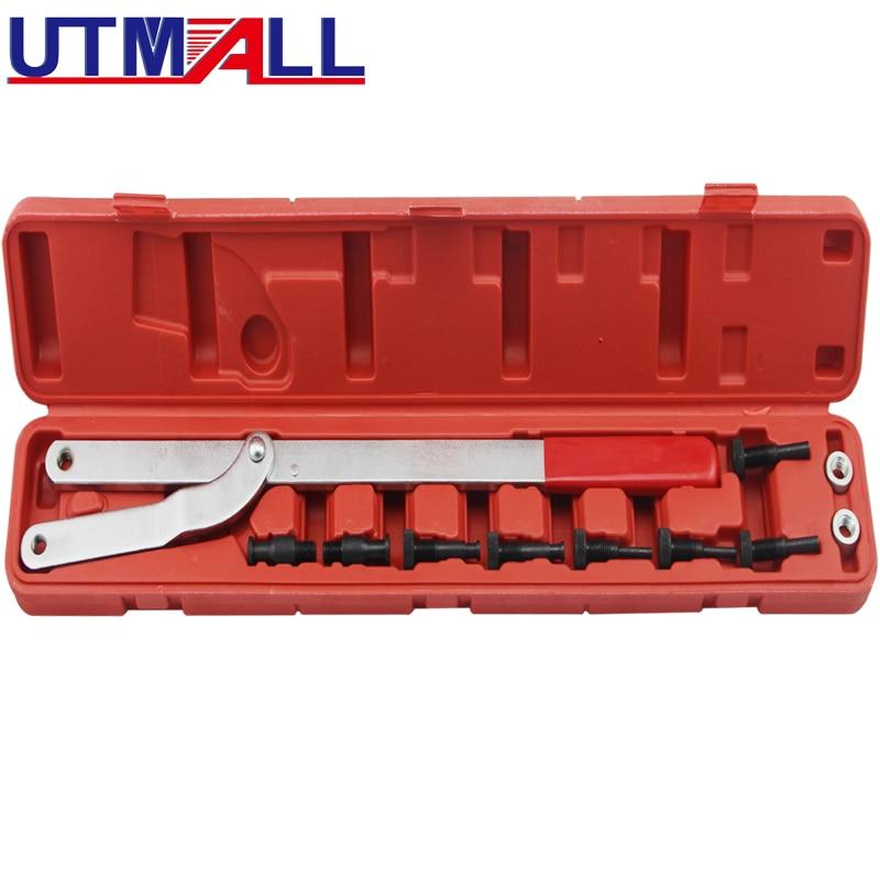 Universal Camshaft Pulley Fan Clutch Removal Holder Set