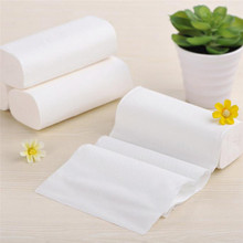12 Rolls White Paper Towels Toilet Paper Enviro friendly Toilet Kitchen Rolls Tissue Premium Paper Hand Towel Roll Tissue Napkin