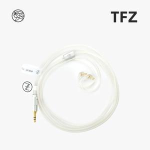 Обновленный кабель с посеребренным покрытием, разъем для tfz My Love Edition / King PRO / T2 / No.3/S7, 3,5-0,78 мм, 2 Pin