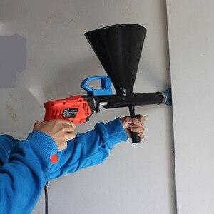 Image 3 - المحمولة الاسمنت ملء بندقية معدات الحشو الكهربائية مقاوم للماء وتسرب ملء آلة الحشو