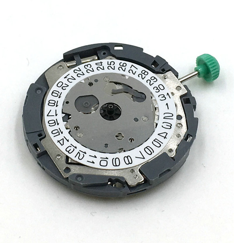 Movimento Miyota 0S62 cronografo quarzo Movement chrono quartz OS62 watch Japan | Repair Tools & Kits
