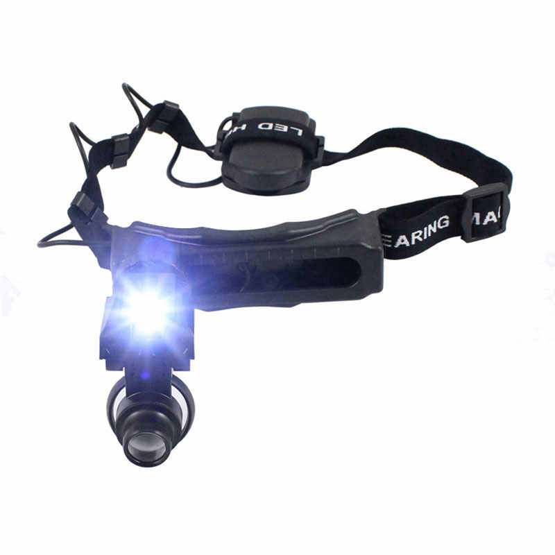 Tangan Gratis Kaca Pembesar Kaca Pembesar Watch Perbaikan Helm Kacamata Pembesar Gigi Loupes Alat Perhiasan