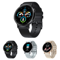 Zeblaze GTR 1,3 zoll IPS Sport Uhr Smart Armband Herz Rate Schlaf Monitor Sitzende Vibration Erinnerung Touch Fitness Tracker