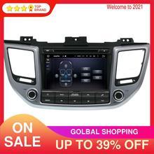 Für Hyundai Tucson/IX35 2014 2017 2018 2019 4 + 64G IPS Android 10 Auto GPS Navigation kopf Einheit Auto Multimedia Player Radio Audio