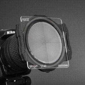 Image 3 - Kase Stern Mit Schwerpunkt filter 100x100mm Nacht Szene Sky Käfig Kamera Mit Schwerpunkt Spiegel
