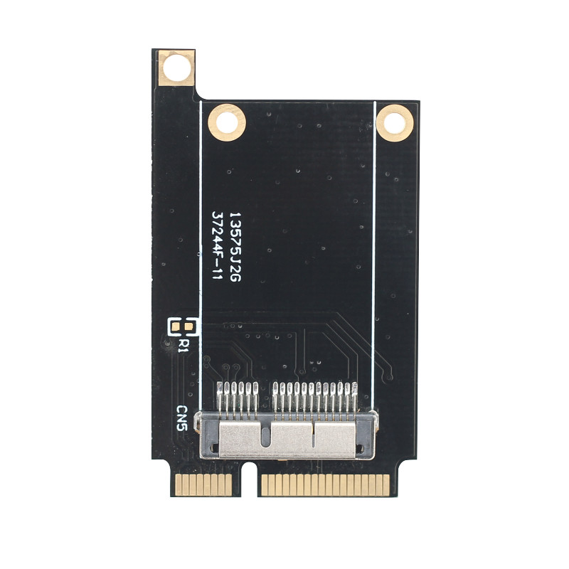 MINI PCI-E To Wireless Wifi Card Adapter Bracket For BCM94360CD BCM94331CD BCM94360CS BCM94360CS2 Fit Macbook Pro/Air